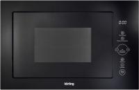 Микроволновая печь Korting KMI 825 TGN, Черный