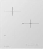 Варочная панель Maunfeld MVI45.3HZ.3BT-WH